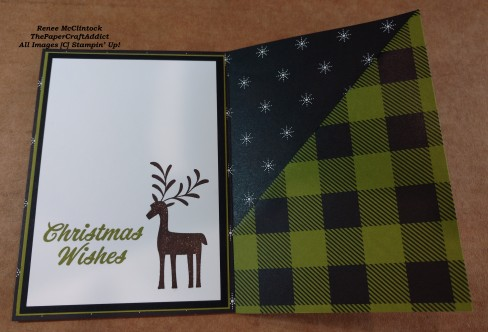 Inside DSP gift card pocket card