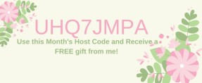 June Hostess Code Gift from ME meme